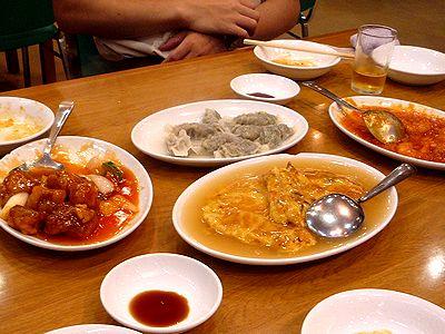 「西苑」で中華宴席