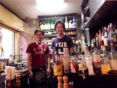 西村さんと日高さん