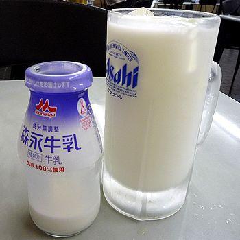 焼酎の牛乳割り