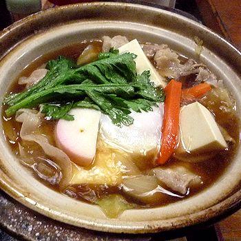 豚(とん)鍋