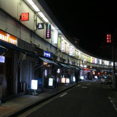 都橋商店街(野毛)
