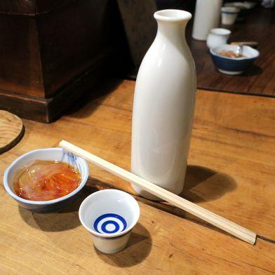 櫻正宗(燗酒)