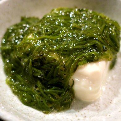 めかぶ豆腐