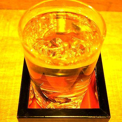 ヒレ酒風煮干酒