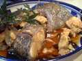 赤ムツ煮魚