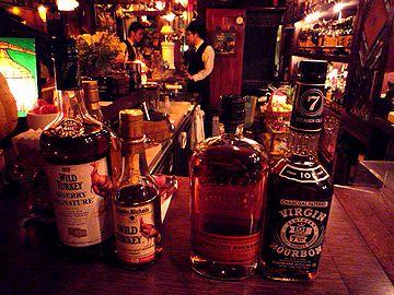 4種のバーボン