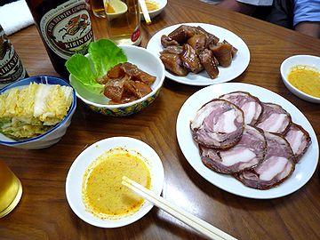 「豚の味珍」