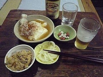 「武蔵屋」の酒肴