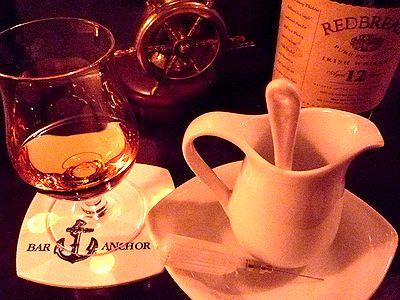 ウイスキーと加水セット