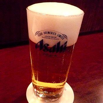 アサヒF生ビール