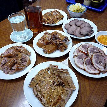 豚料理全6種類