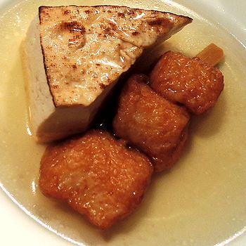豆腐と檀蜜