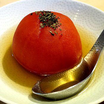 トマトのおでん