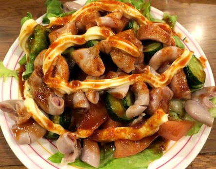 生野菜シングル+コブクロ