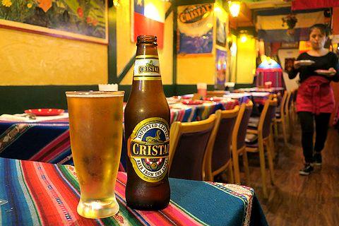 リマで人気の「クリスタル」
