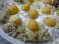 鹹蛋蒸肉餅
