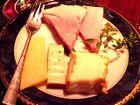 チーズやハム